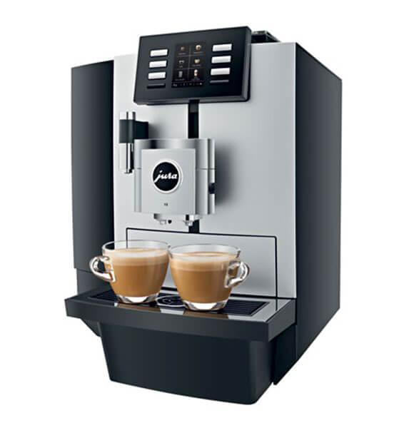 Machine à café JURA we6